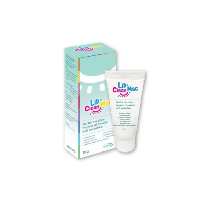 Lid Clean Mac ( Eyes lid cleanser )