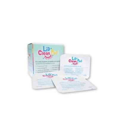 Lid Clean Pad (แบบแผ่น)