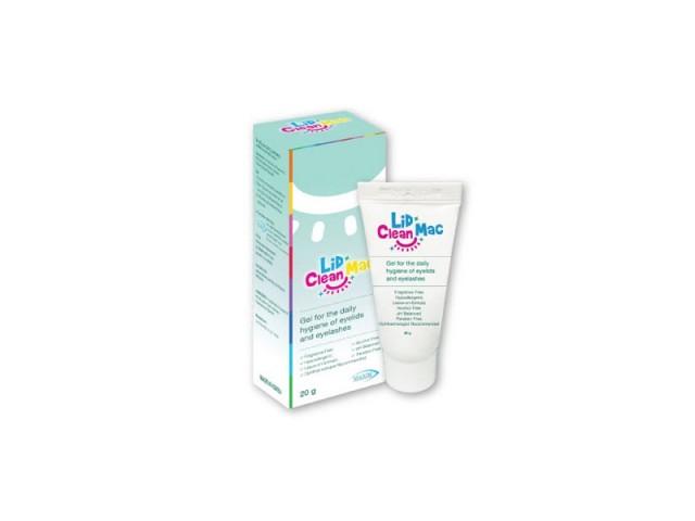 Lid Clean Mac ( Eyes lid cleanser )